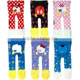 cartoon design baby leggings pants