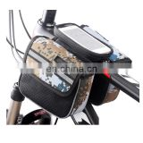 cool bestsale pannier bicycle handlebar side bag for travel daily use