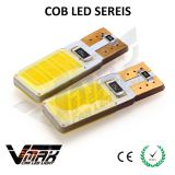 12V T10 Wedge White COB LED CANbus LED Interior light