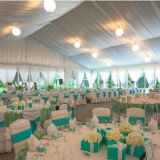 500 Seater Decorate Outdoor White Wedding Tent for Sale