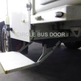 Electrical single foldable bus door step,electrical retractable bus foot step(EBS200S)