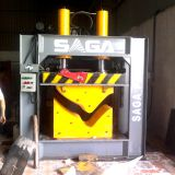 RF Hot Press Machine Plywood Curved Equipment From SAGA