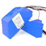 18650-6S7P 22.2V 18.2Ah li-ion battery packs for robots