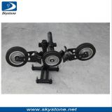 Guide Pulley Set, Wire Saw Pulley for Concrete Cutting, Pulley for Diamond Wire
