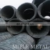 chinese supplier Q195 carbon steel wire rod