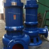 WQ non clogging submersible pump