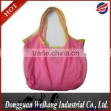 Polyester Handled Mesh Bag for Wetsuit and Mesh Bag for Wet Bikini