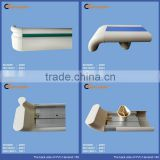 Hospital PVC Wall Guard manufacturer of rail of stairs