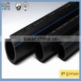Black High Density Polyethylene Pipes hdpe