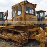 Used cat d6 dozer D6D D6H D6G D6R second hand Caterpillar D6D bulldozer with ripper