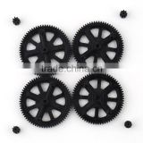 Upgrade Motor Pinion Gear & Shaft Replacement Accessories for Parrot AR Drone1.0 2.0 Quadcopter