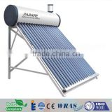 pressurized compact solar water heater(all stainless steel tank&aluminium alloyed frame) & Pressure Solar Water Heater