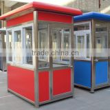 Security guard booth,portable cabin,port cabin