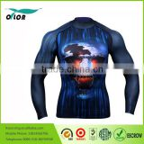 Men's Tactical Compression round-Neck T-Shirt
