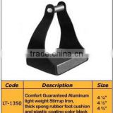 Comfort Guaranteed Aluminum light weight Stirrup Iron Horse Stirrups- Horse Ridding Products