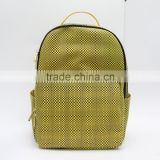 Best Selling High Quality Promotional Backpack Fashion backpack leather china online selling