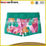 1-8 years girl boxer swimwear bottom kids girls swim brief