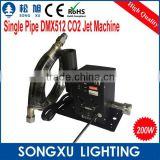 wholesale 200w dmx single pipe CO2 jet machine