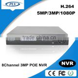 xmeye cloud technology cctv 8ch POE nvr dvr h264 cms free software 8 channel dvr                                                                         Quality Choice