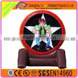 Funny Inflatable Dart Board Stand Inflatable Dart Sports Games