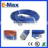 Multi core twisted 2 pair UTP network cable roll cat6