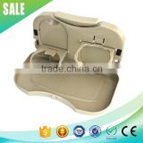 New foldable plastic multi back seat tray table