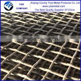 China best sales malla/316L /304L stainless steel crimped screen mesh used as filter parts/pcs of crimped mesh