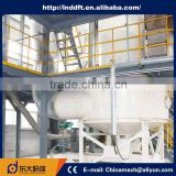 SD High efficiency Metal Custom hemihydrate gypsum powder plant machinery