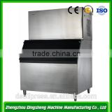 industrial cubed ice making/Small Stainless Steel Commercial Ice Flake Machine