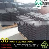 good selling hot shape light weight corrugated stone coated metal roofing tile of construction material
