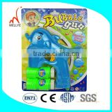 Professional bubble shooter gun toy with CE certificate