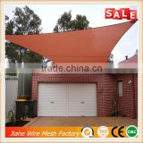 factory direct cheap price car parking awnings,car parking shade fabric netting,beige color 320gsm carport sails for shading                                                                         Quality Choice