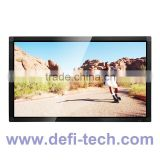 Hot sale 10 finger touch lcd monitor with rca input
