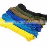 Knotted climbing rope/rock climbing rope / flat braid rope