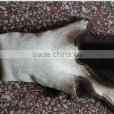 Natural Mink Fur Pelt / Tanned / Mink Fur Skins With Factory Price