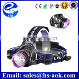 Environmental protection plastic ABS head lamp