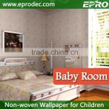 Nature Print baby room 3d kids room wallpapers