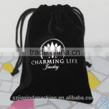 Customize Printed Velvet Jewellery Pouch