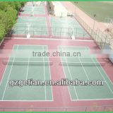 badminton court flooring material for portable badminton court flooring and outdoor badminton court flooring