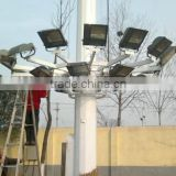 china factory price professional design all application Q235 outdoor steel HDG high mast lighting