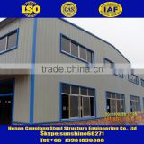 Fabricated Pre-engineer structural steel buildings workshop                                                                         Quality Choice