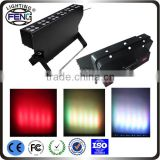 24 x 1watt led mini wall washer versatile moving bar for landscape stage background decorate bar light