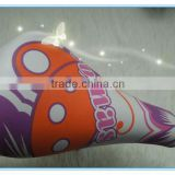 Hot selling colored 12'' inch bicycle saddle,bmx seat