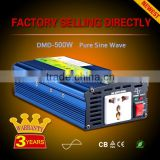 500 watt 48 volt pure sine wave solar energy home use small power inverter