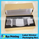 CUSTOM PACKING BOX WITH LOGO KRAFT PAPER PACKING BOX FOR ARCHIVES CLOTHES STORAGE BOXES
