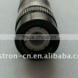 antenna connector male connector BNC connector male crimp for cable easy soldering and moulding