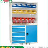 Taiwan Workshop Garage Used Metal Cabinet With Doors and Shelves TJG-CW14