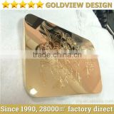for iphone 5 24k gold plating back cover jewelry gold plating gold plating solution
