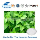 Anti oxidant and disease protecting Natural food additives stevia leaf extract,steviosides 95%,98% Re-A(JECFA method)