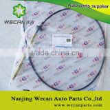 chinese auto parts bonnet cable for chevrolet wuling zhiguang 6371